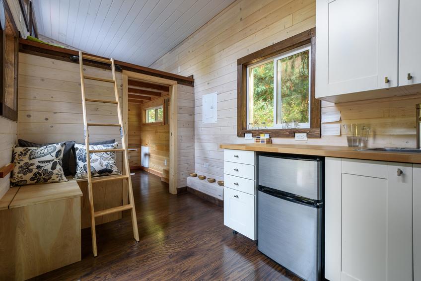 Kleine Küchen platzsparend einrichten - Tipps für mehr Stauraum ...