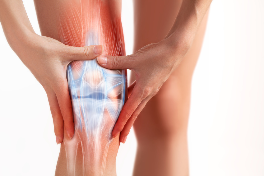 muskelzuckungen knie