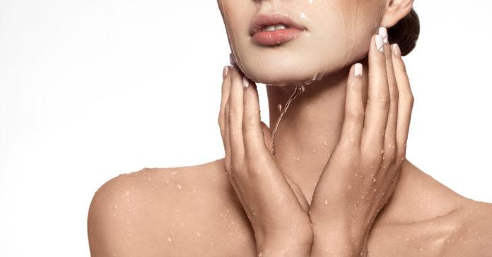 körperpflege nur mit wasser
