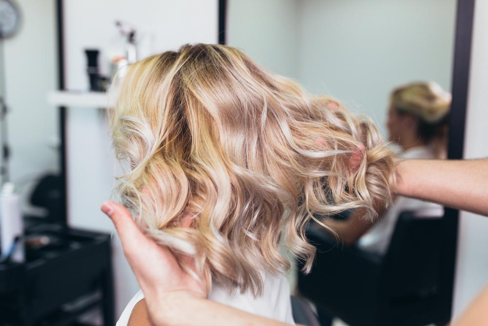 toupierte haare