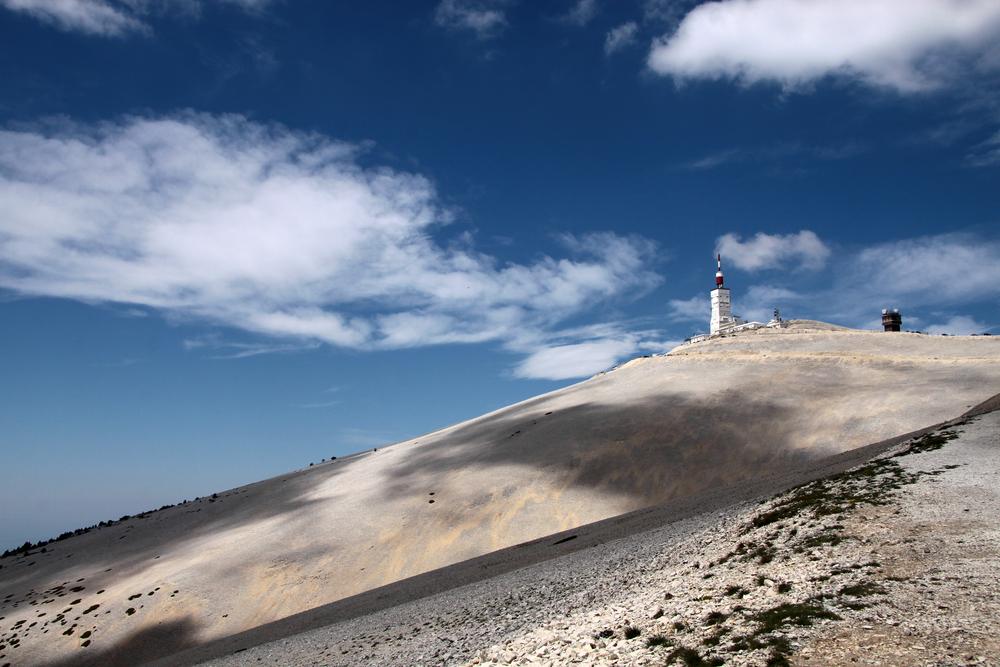 berge von Mont Ventoux