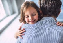 Kind liebt Papa mehr als Mama