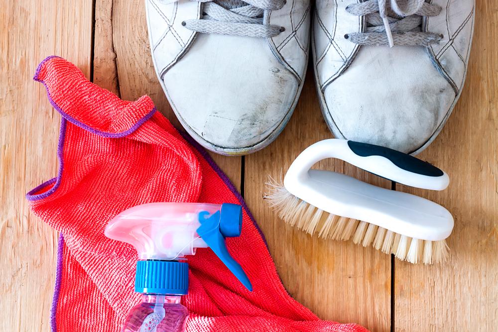 Chucks waschen: So gelingt die Reinigung in wenigen Schritten