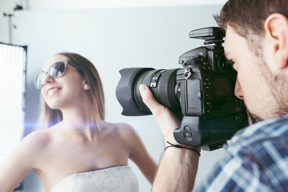 fotograf und model