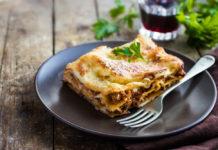 lasagne aufwärmen
