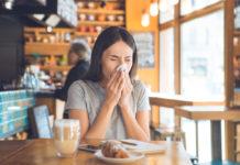 niesen nach dem essen