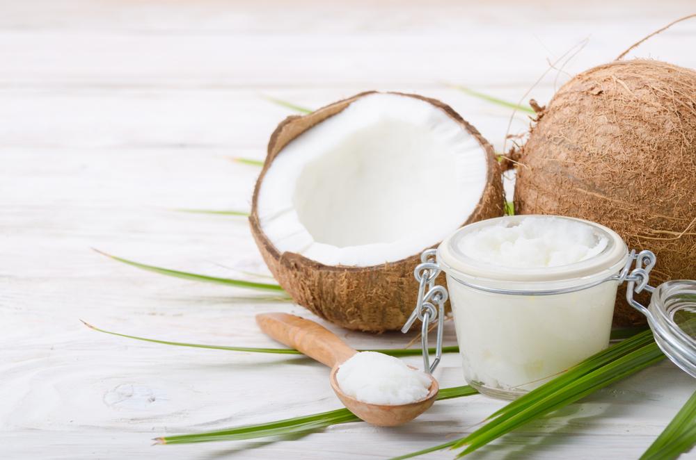 anwendung von kokosöl