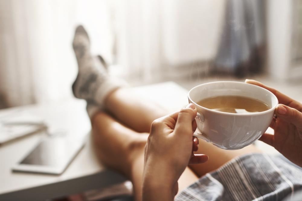 Teesorten gegen Halskratzen