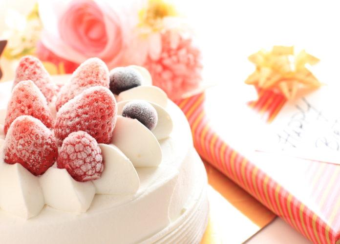 Kuchen auftauen