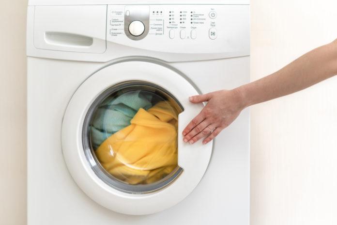Latex waschen