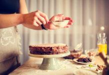 Tortenboden ohne Mehl