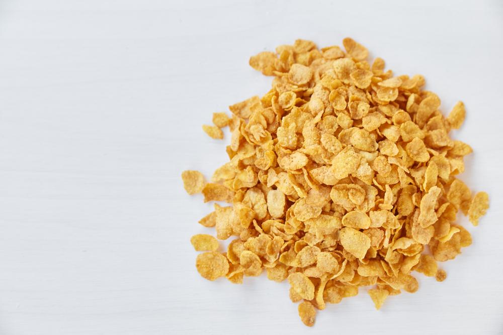selbstgemachte cornflakes