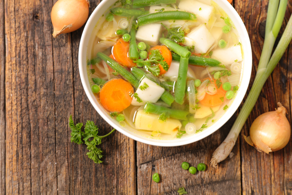Sellerie Suppe