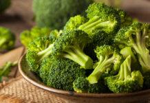 brokkoli lagern